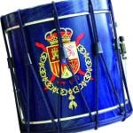 Drum made in Basel for the Spanish royal familyPhoto: Basel Tourism