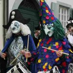 Drummers at Basel's Fasnacht Photo: Basel Tourism
