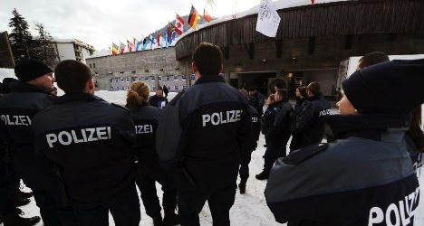 Swiss police launch 'fine strike' over pay cut