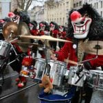 More drummers — with different drums — at Basel's FasnachtPhoto: Basel Tourism