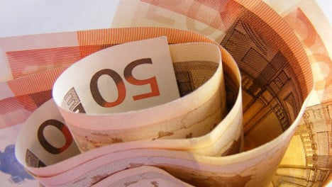 Germans smuggle cash out of Switzerland