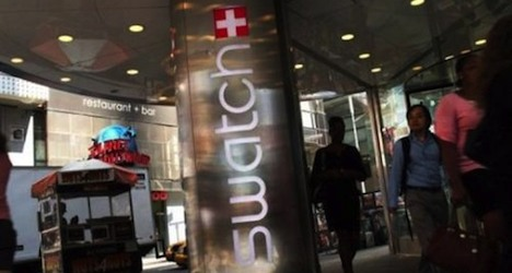 Swatch loses lawsuit against UBS over advice