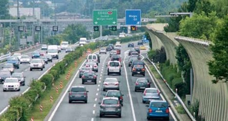 Swiss drivers spend more time in tailbacks