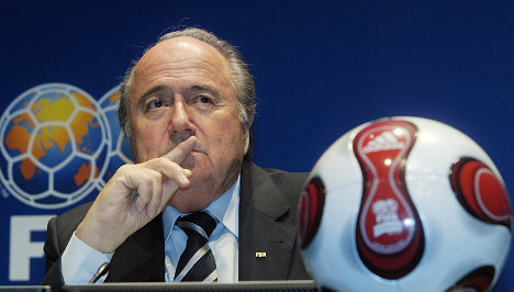 Blatter aims for fifth term as FIFA boss