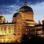 'Tourists mistake Swiss parliament for church'