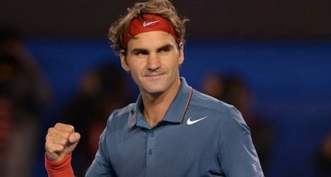 Federer's wife gives birth to twins for second time