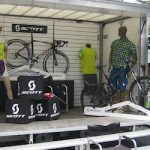 Thieves steal 200 bicycles from bike maker