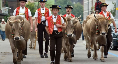 Fifteen of the best 'Only in Switzerland' moments