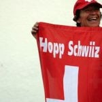 Swiss players still have high World Cup hopes