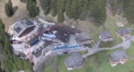 Criminal probe launched into Vaud chalet project