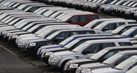 Probe launched into Swiss car leasing 'fiddle'