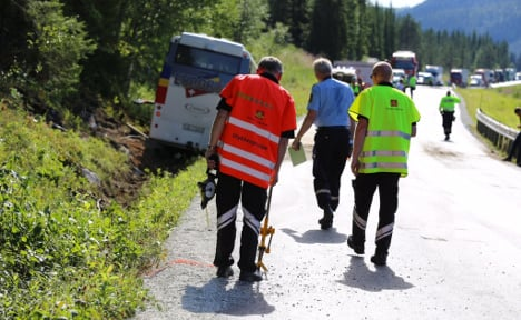 Swiss death-crash bus: driver charged