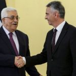 Abbas calls on Swiss for human rights summit