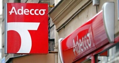 European temp work helps Adecco's results