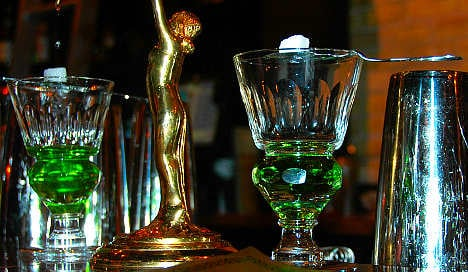 Court rules against Swiss absinthe appellation