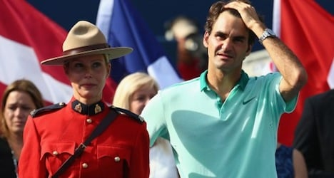 Federer loses to Tsonga in Toronto Masters final