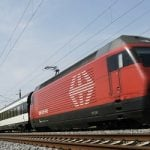 Swiss remain world champs for train travel