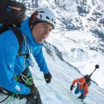 Cameras give dizzy view of Eiger's north face