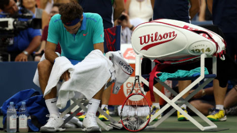 Defeated Federer: I will keep playing in 2015