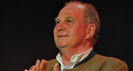 Swiss banker arrested over Hoeness tax fraud