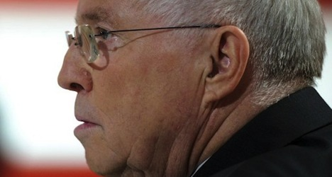 Blocher backs tax on firms hiring foreigners