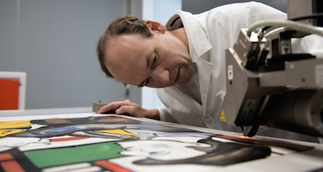 Geneva lab sleuths help art world uncover fakes