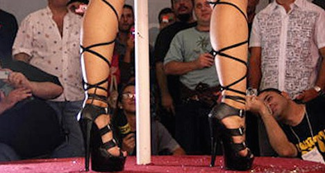 Special permits for foreign strippers to end