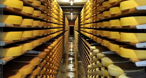 Cheese disaster spells misery for Fribourg dairy