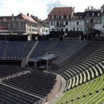 Avenches fends off rain with undercover solution