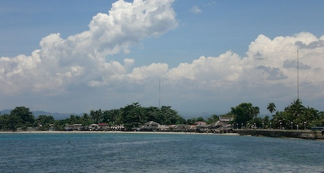 Two Swiss men killed in Philippines resort town