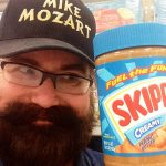 Peanut butter. You know why Elvis is still going strong? Peanut butter. Fact!Photo: Mike Mozart