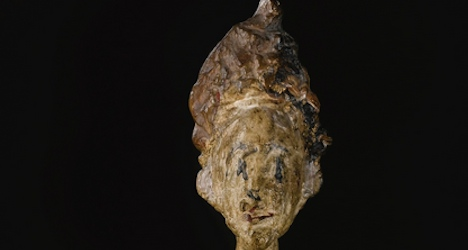 Giacometti work most pricey lot at US auction