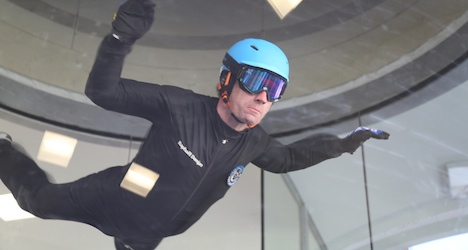 Swiss adventurer gains funds for space plane