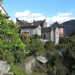 Tree cutter dies after fall down Ticino ravine