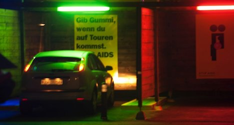 'Sex boxes' eyed to control Basel prostitutes