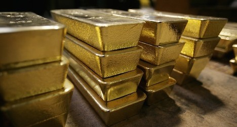Why the Swiss central bank needs more gold