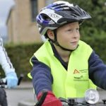 Safety vests ordered for kids cycling to school