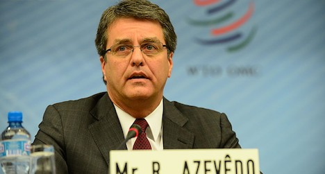 WTO agrees to enact first global trade reform deal