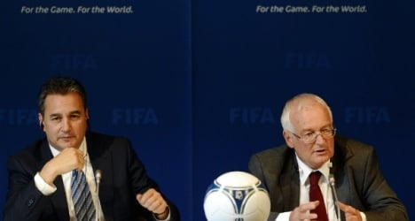 Fifa officials clash over World Cup ethics report