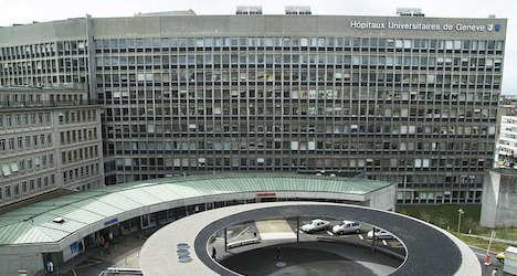 First Ebola virus patient to be treated in Geneva