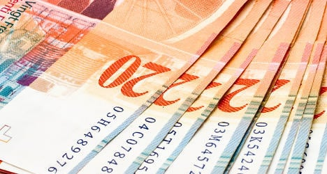 Central bank imposes negative interest rates
