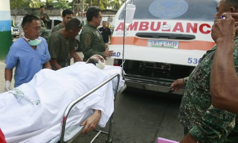Kidnapped Swiss man rescued in Philippines