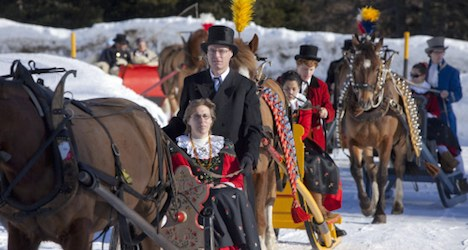 St. Moritz second most costly for holiday stays