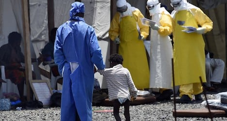 WHO lowers Ebola death toll after counting 'error'