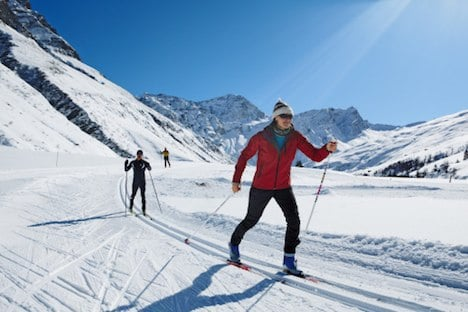 In pictures: Checking out Swiss snow sport options