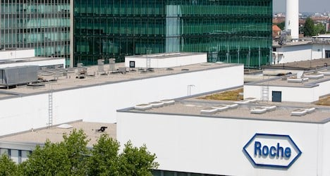 Roche invests in US cancer specialist firm
