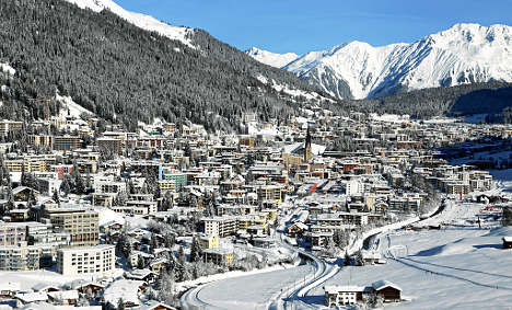 Davos meet to focus on terrorism and conflicts