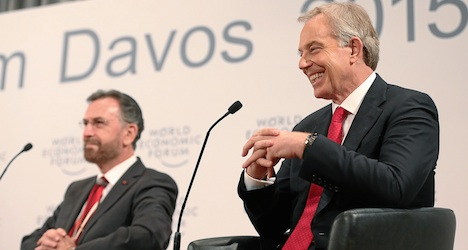 Blair joins religion and Charlie Hebdo panel