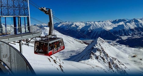 German buried by St. Moritz avalanche dies