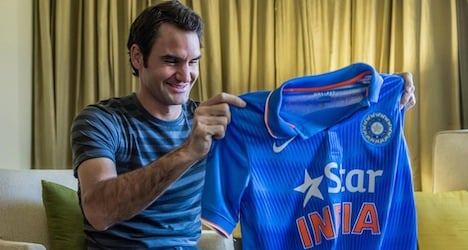 Federer caught up in bitter cricket rivalry